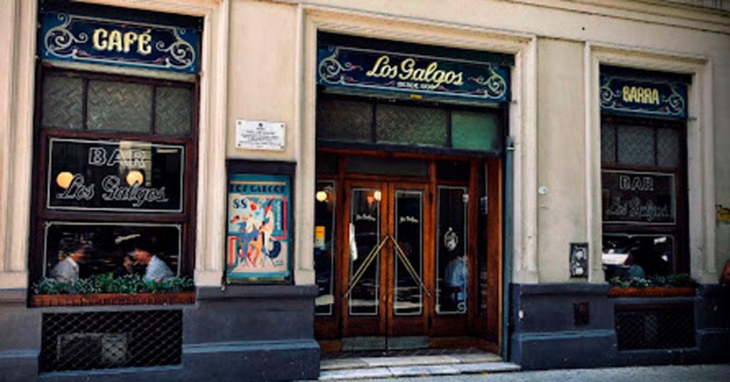 Bar El Galgo: Los Mejores Bodegones En Buenos Aires