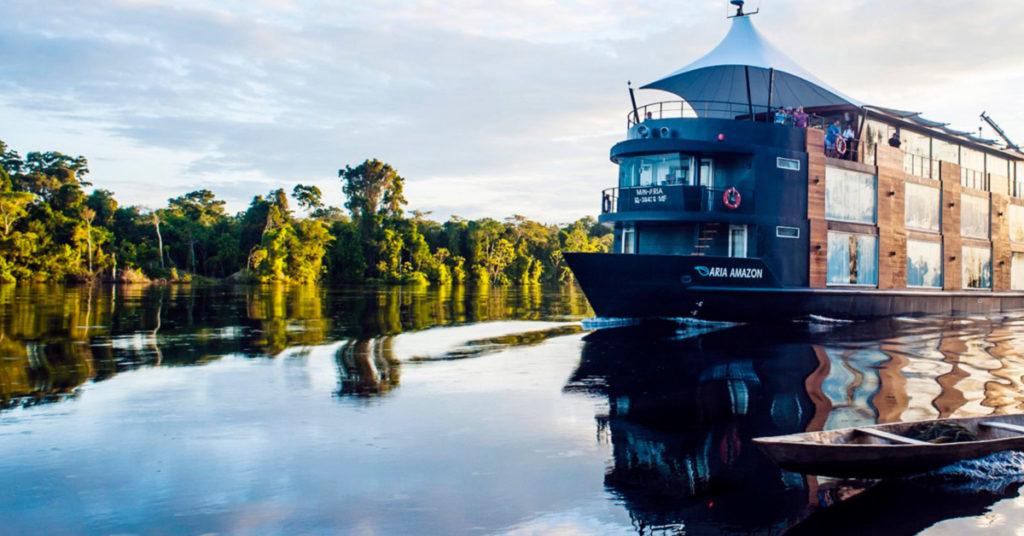Crucero Aria Amazon | Selva amazónica peruana