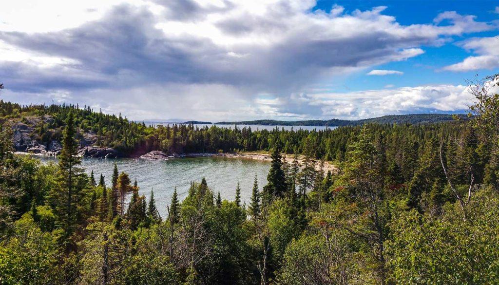 parques nacionales en Canadá