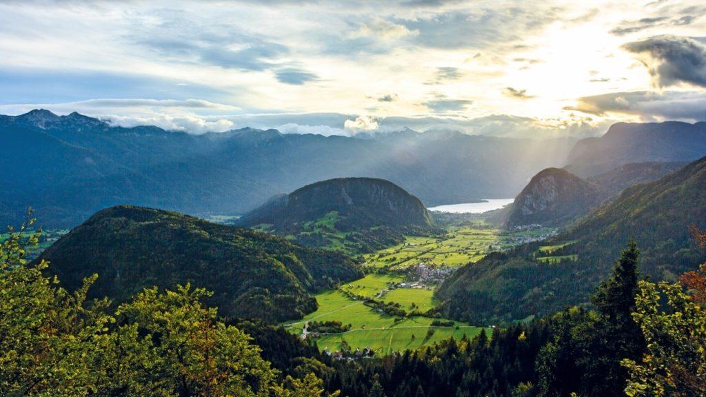 alpes julianos 10 im%C3%A1genes para enamorarse del nuevo sendero de los Alpes Julianos en Eslovenia 9 1