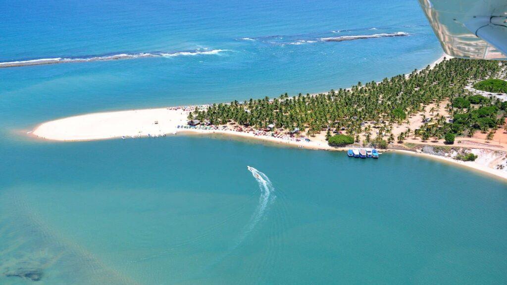 mejores playas del nordeste de Brasil