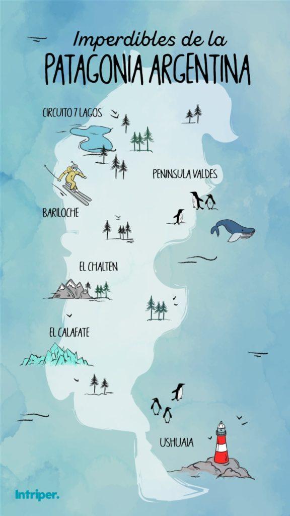 Cómo Visitar La Patagonia Argentina