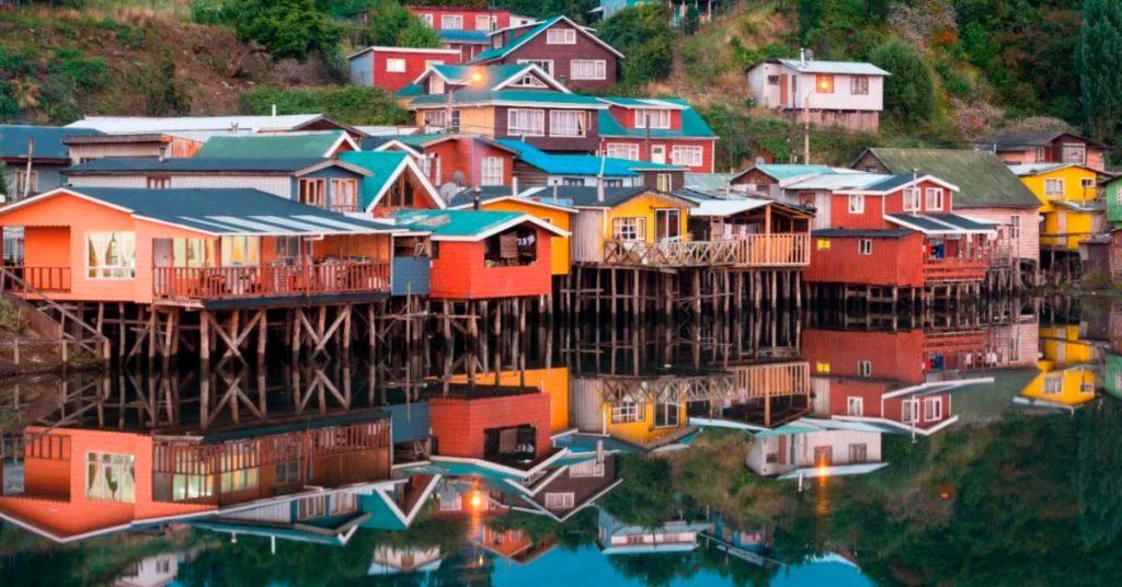 Región de los Lagos en Chile