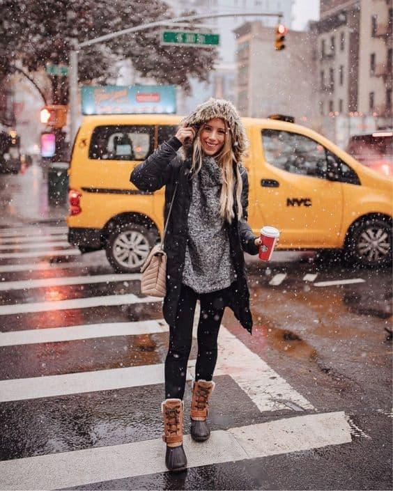 Ouffits Ideales Para Viajar A Nueva York