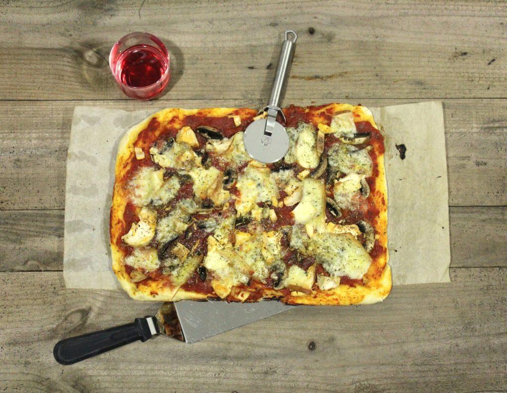 10 estilos de pizza: pizza siciliana