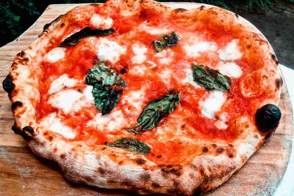 la verdadera pizza italiana