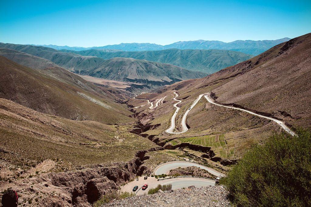 mejores rutas para conocer Argentina