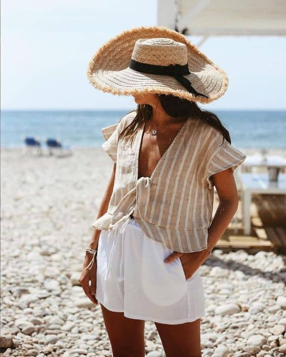 imagen europa outfit playa