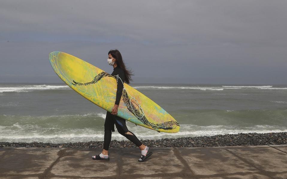 imagen Perú Per%C3%BA reanuda la pr%C3%A1ctica de deportes que no sean de contacto y los surfistas vuelven a la playa luego de tres meses 23