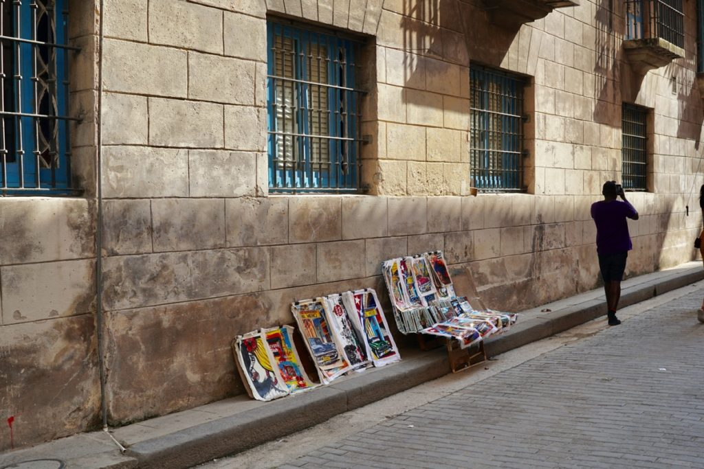 48hs en la habana la habana artista callejero