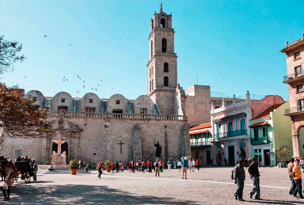 Convento de San Francisco de Asís, La Habana. Cuba.