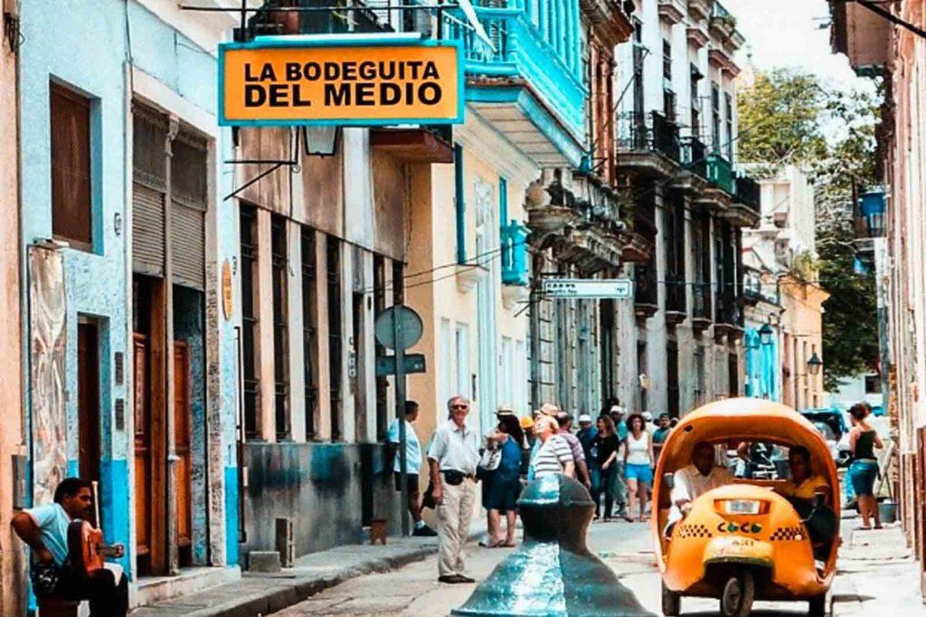 imagen Cuántos días necesito para conocer La Habana la bodeguita del medio la habana cuba