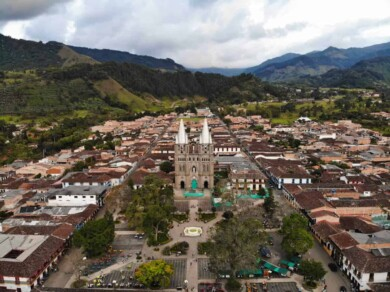 Jardín en Antioquia