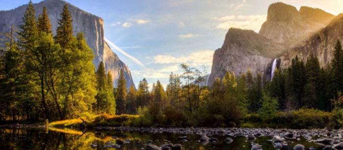 El Parque Nacional Yosemite podría reabrir la próxima semana limitando su capacidad al 50 por ciento
