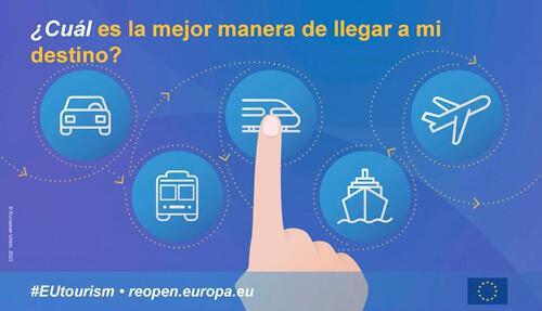 La UE creó una app para explicar las restricciones de viaje país por país