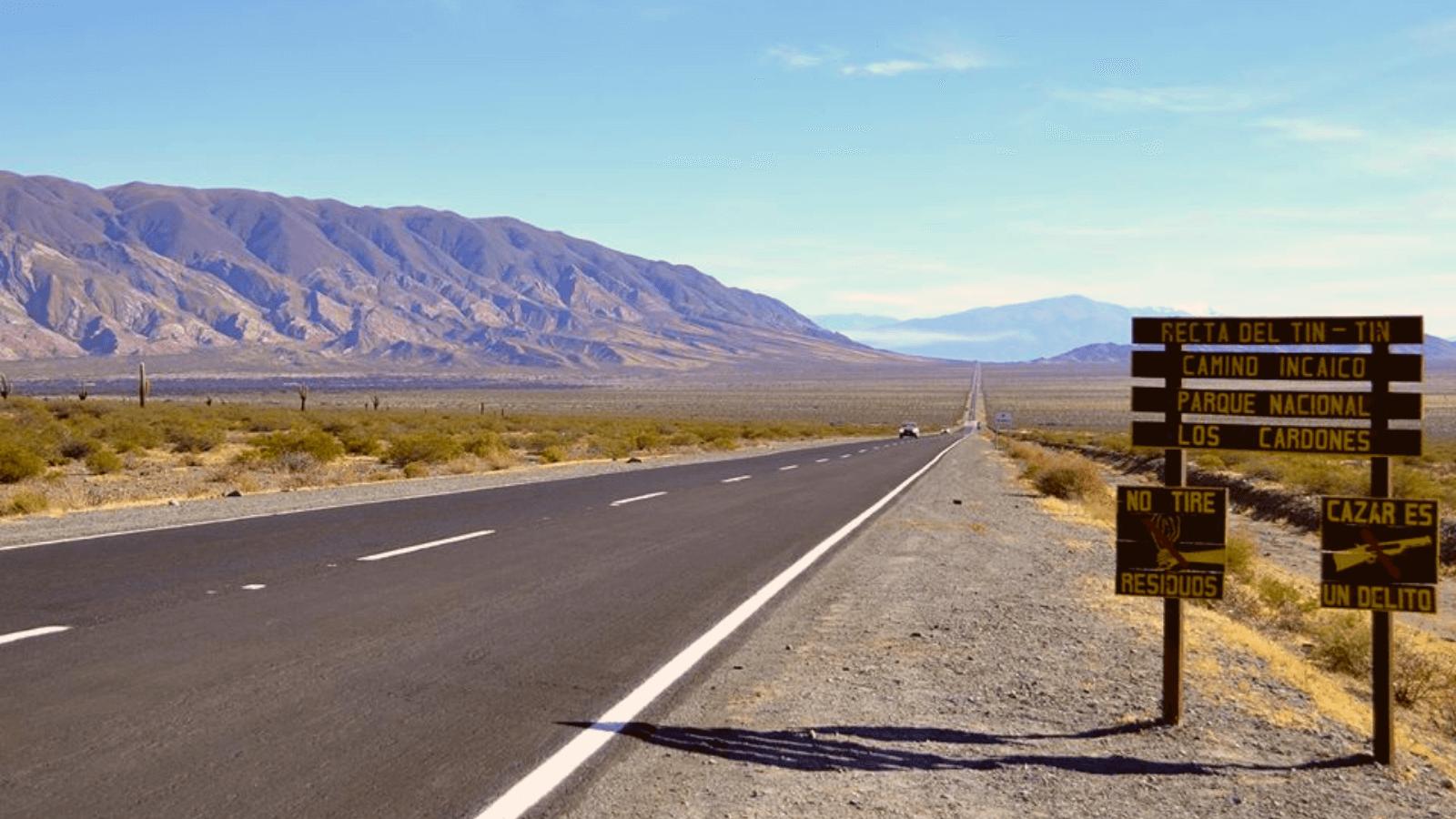 Cuáles son las mejores rutas para conocer Argentina sobre ruedas 1