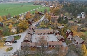 aldea suecia siglo XVIII