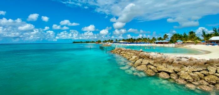 Bahamas reabre sus fronteras, aeropuertos y puertos marítimos