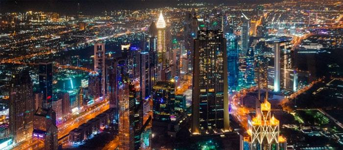 Dubai comienza a recibir viajeros de todo el mundo