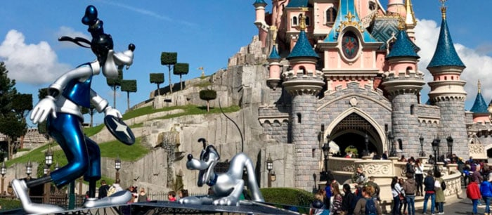 Disneyland París comienza una reapertura gradual del complejo