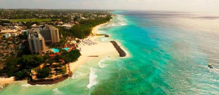Barbados reanuda los vuelos comerciales