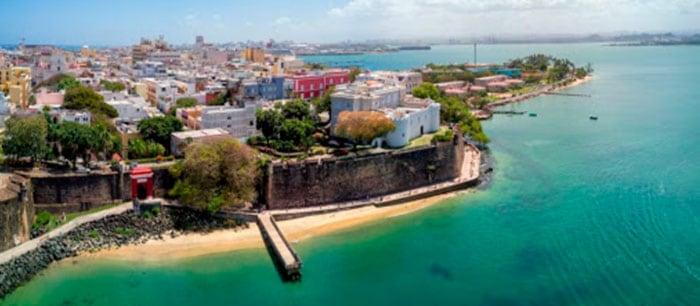 Puerto Rico comienza a recibir turistas internacionales