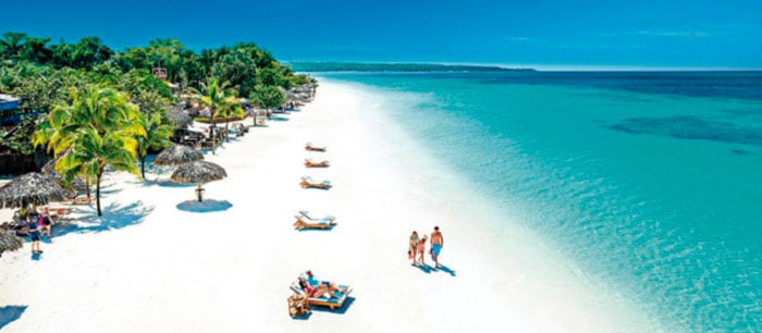 Las fronteras de Jamaica se encuentran abiertas a los viajeros internacionales