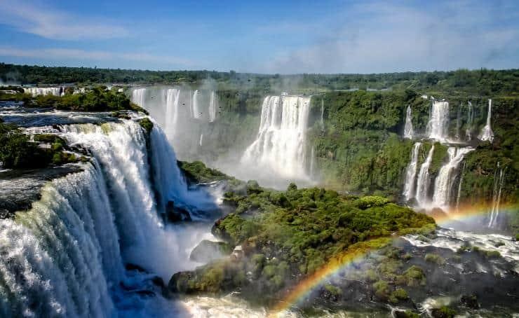 Argentina: Evalúan la apertura de las Cataratas del Iguazú sólo para los residentes locales