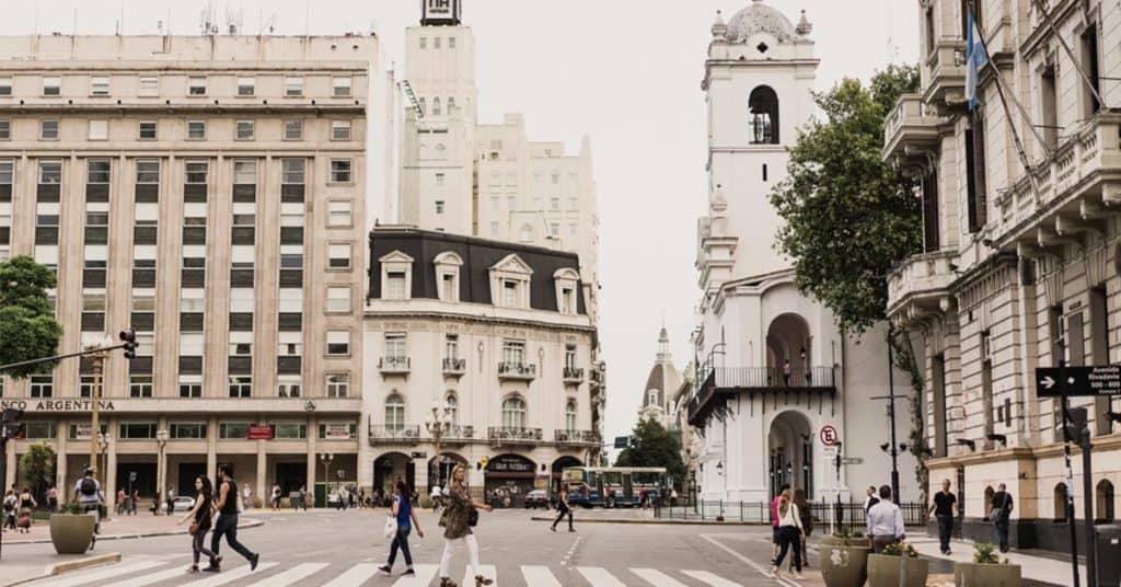 Donde alojarse en Buenos Aires | Microcentro