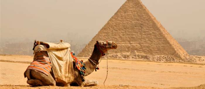 Egipto comienza a recibir turistas extranjeros que solo podrán hospedarse en establecimientos con certificado de seguridad higiénica