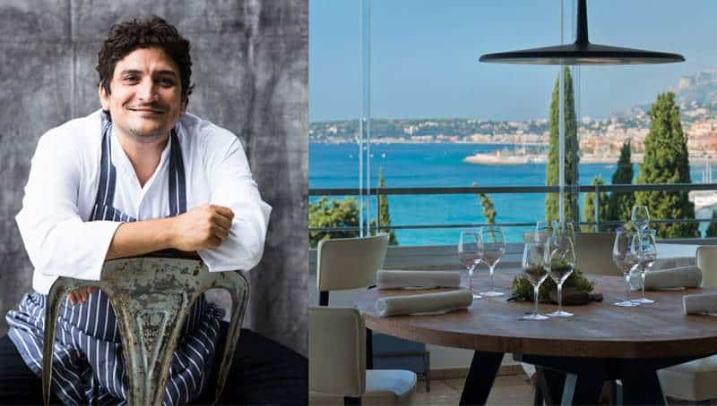 """Reabrió Mirazur, el """"mejor restaurante del mundo"""" en Francia y ya tiene reservas hasta fin de año"""