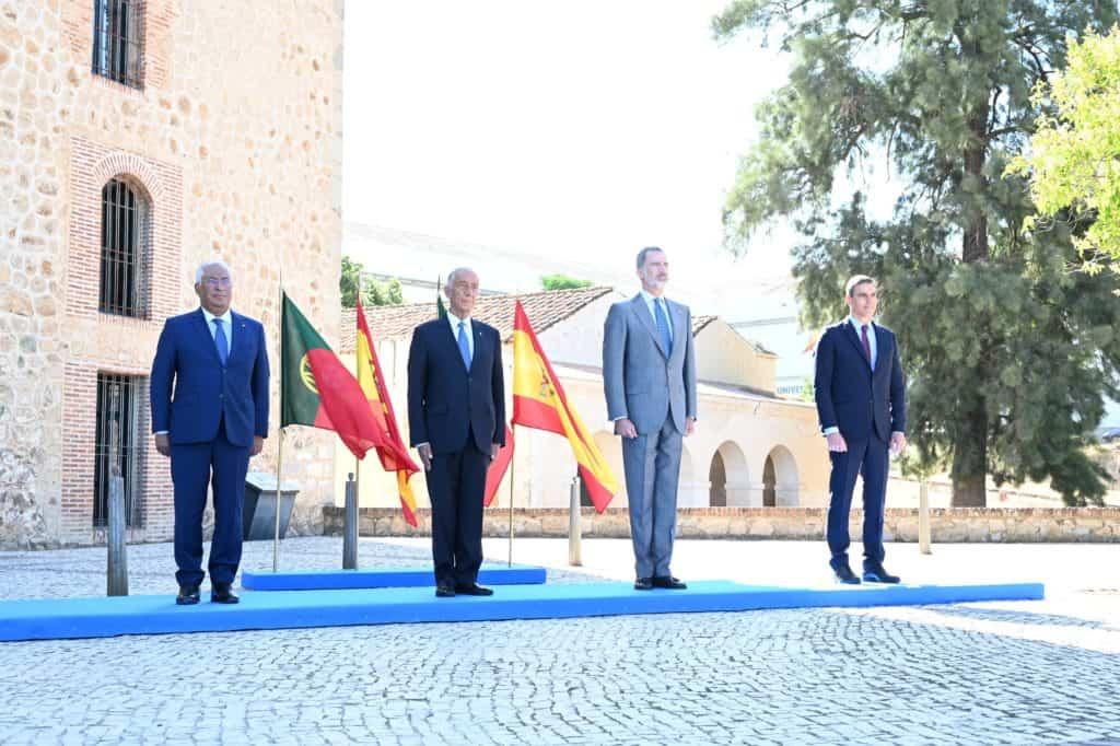 España y Portugal reabrieron sus fronteras