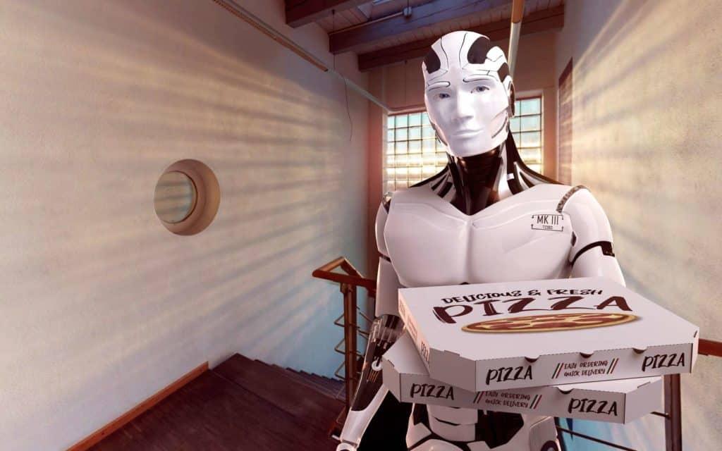 Pazzi: la primera pizzería atendida por un robot en Francia