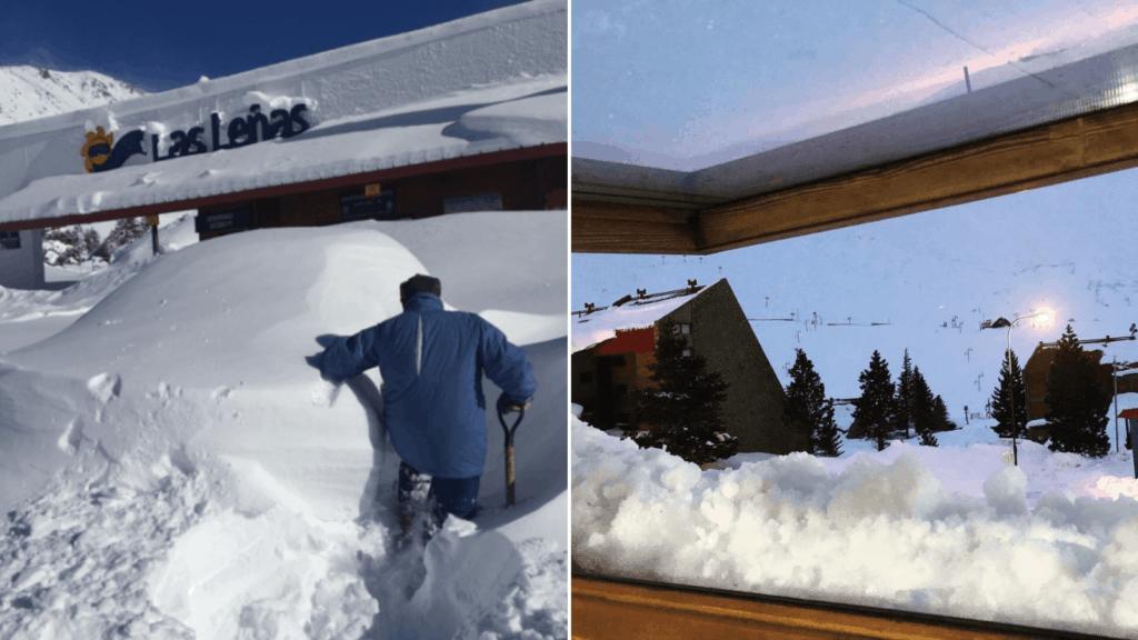 centro de esquí Las Leñas