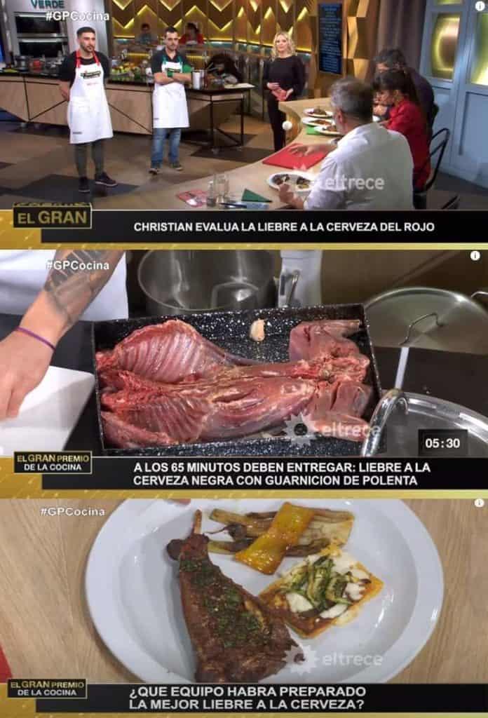 liebre patagónica
