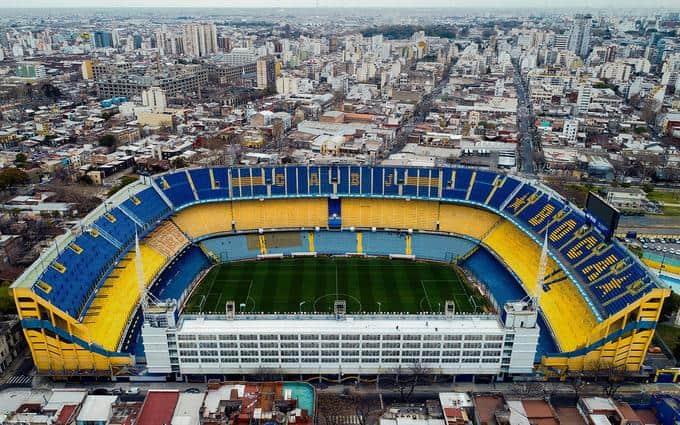 La 'Bombonera' tendrá su propia película: un documental sobre el estadio de Boca Juniors que sería estrenado en 2021