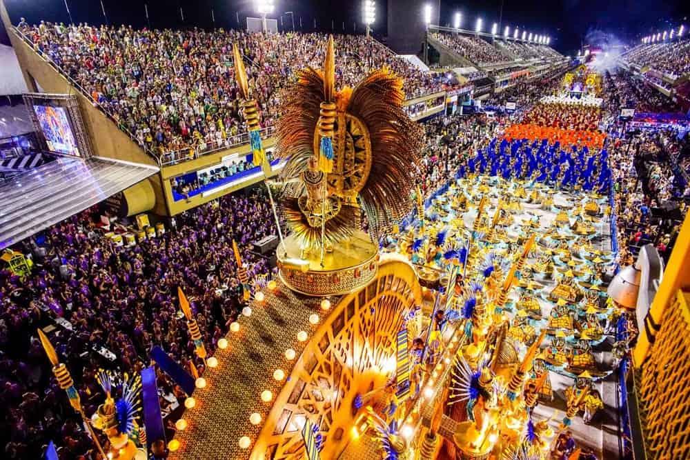 Brasil: El Carnaval de Río podría celebrarse el 10 y el 11 de julio de 2021, dependiendo de que la población sea vacunada contra el COVID-19
