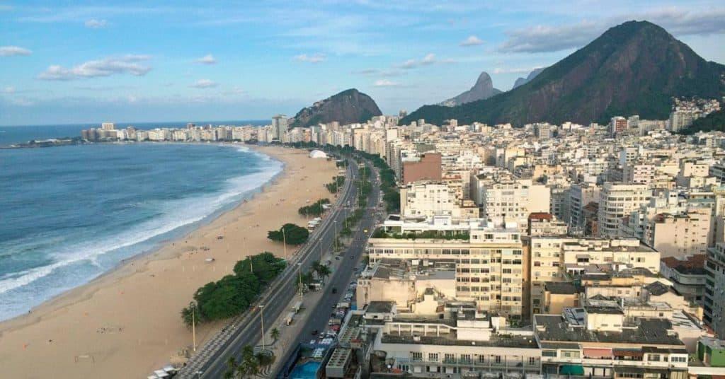 Playas de Río de Janeiro: Copacabana