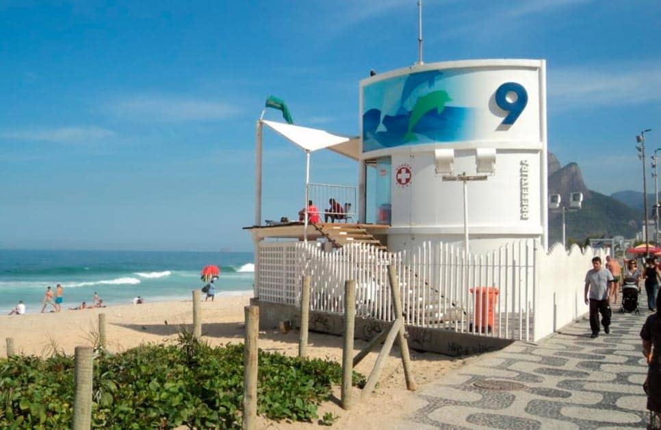 Playas de Río de Janeiro ipanema 2