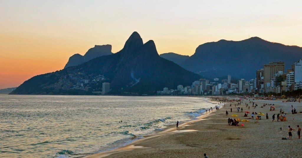 Playas de Río de Janeiro Ipanema