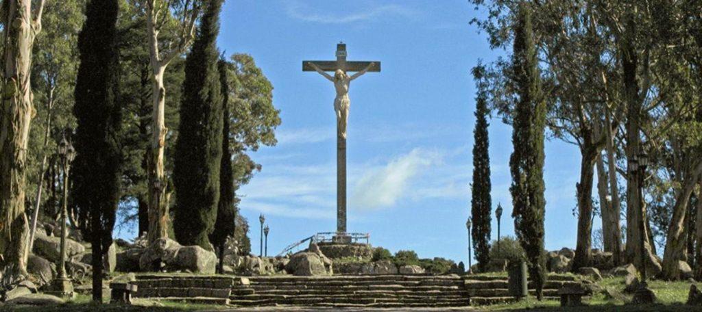 Qué Hacer En Tandil: Monte Calvario