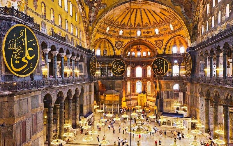 El museo Hagia Sophia de Estambul se convertirá en una mezquita