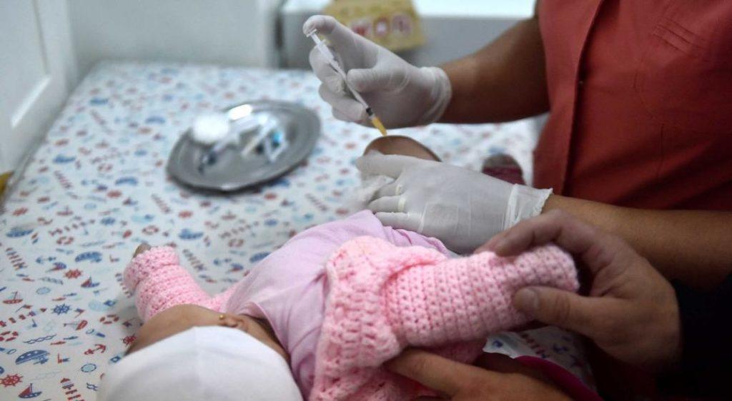 Argentina se declara libre de sarampión