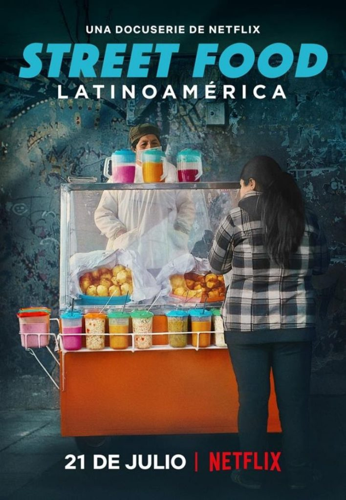 Street Food: Latinoamérica