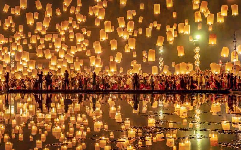 festival de las linternas