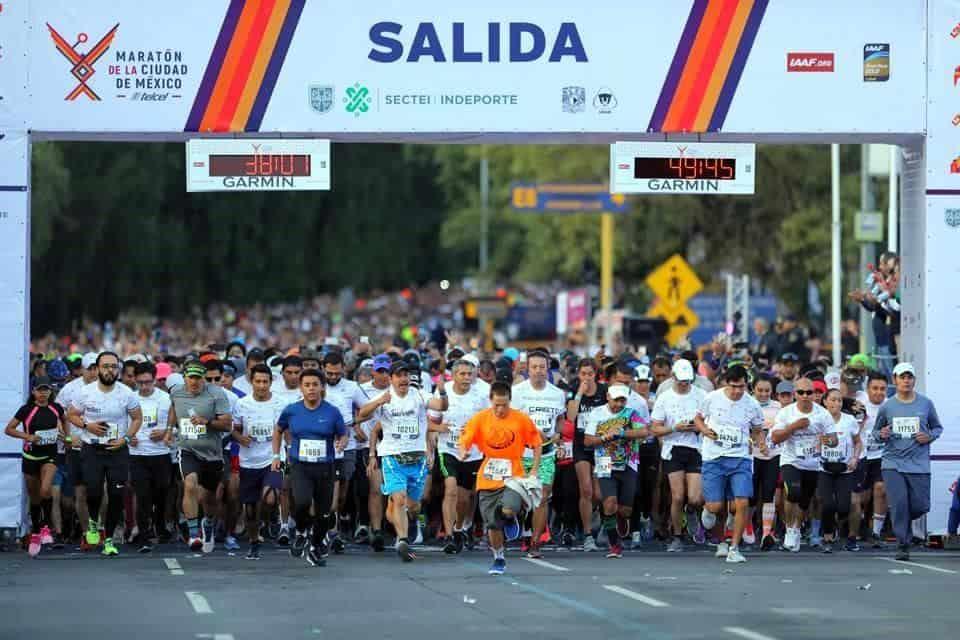 Nueva York, Berlín Y Cdmx Cancelan Sus Maratones Ante Dificultades De Protocolos Por Covid-19