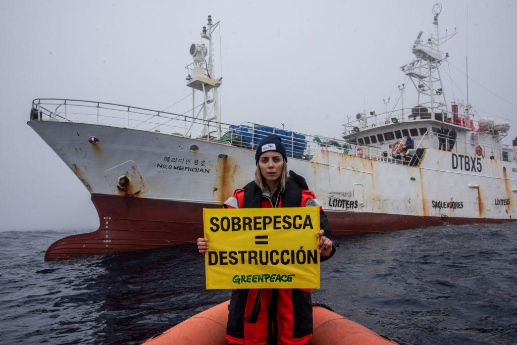 ser parte de Greenpeace