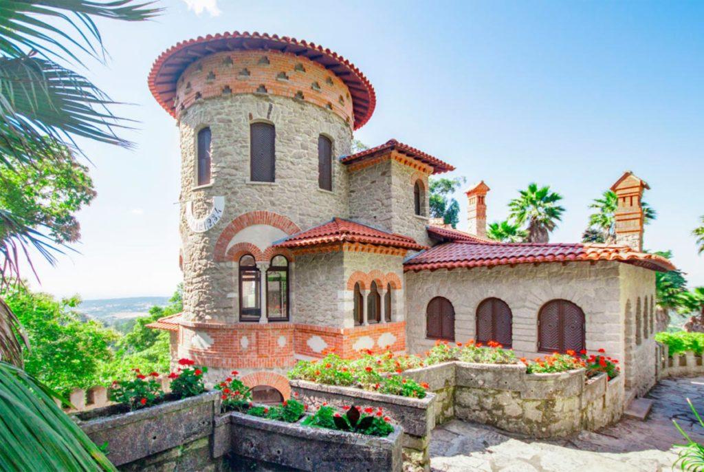 Que hacer en Sintra: Vila Sassetti