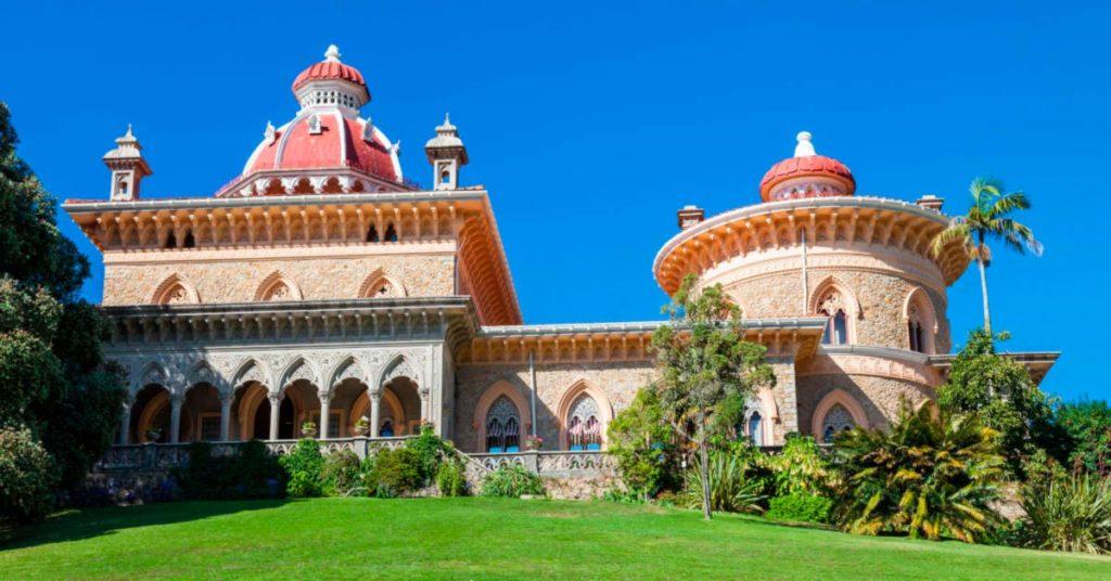 Que hacer en Sintra: Palácio de Monserrate