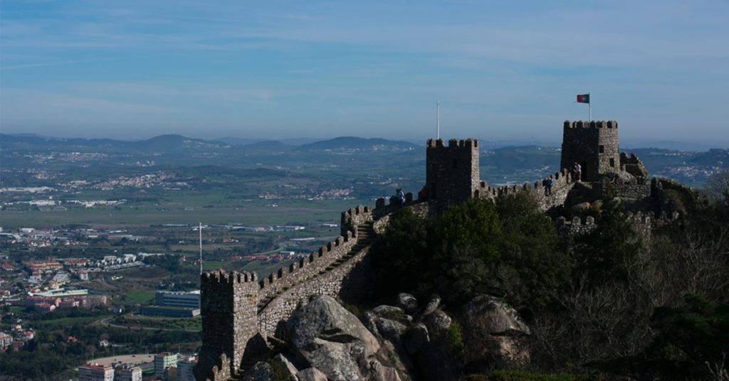 Qué hacer en Sintra: Castelo dos Mouros
